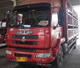 东风其他车系 载货车  160匹 2016年09月 4x2