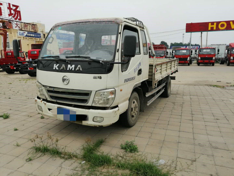 凯马 载货车  81匹 2013年01月 4x2