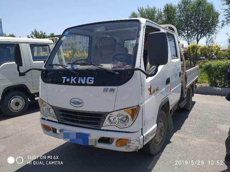 唐骏汽车唐骏K1 载货车  65匹2014年08月 4×2 国五