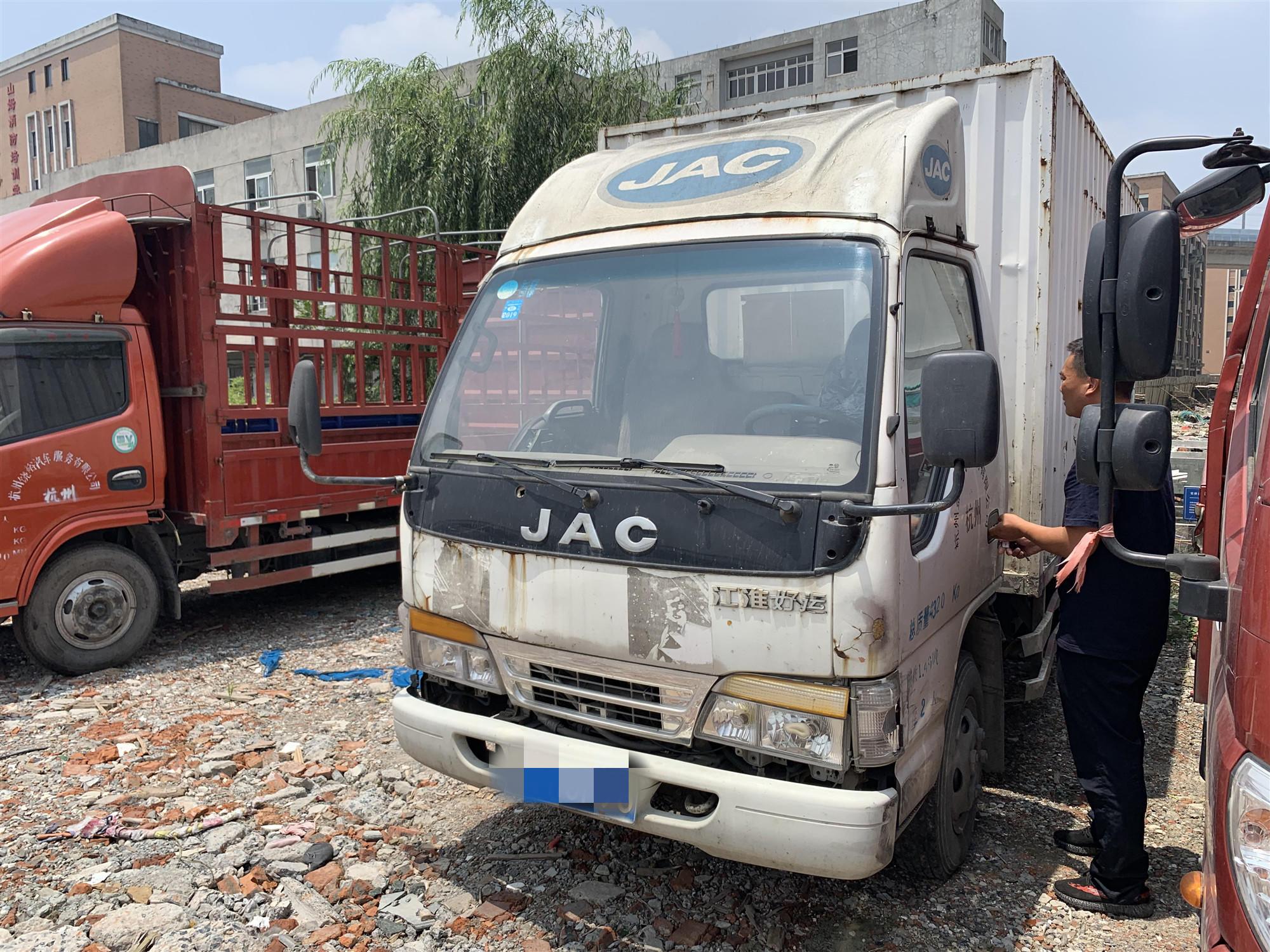 江淮其他車系 載貨車  200匹 2011年05月 4x2