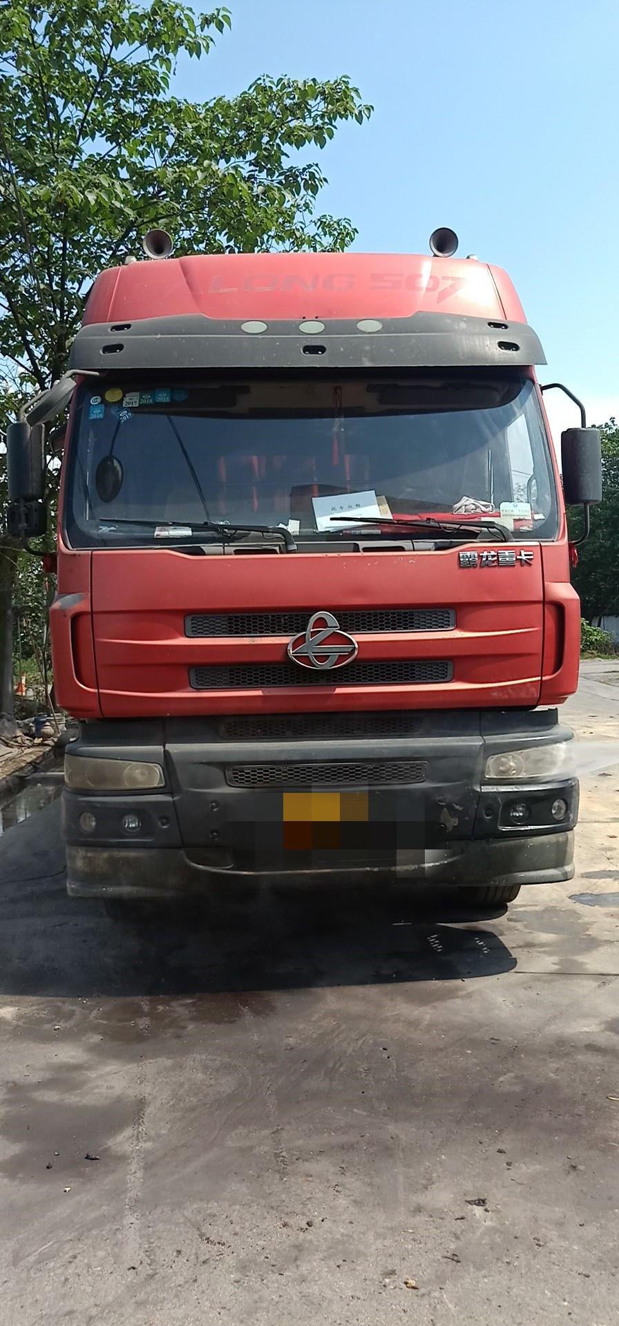 東風乘龍 載貨車  315匹 2010年08月 8x4