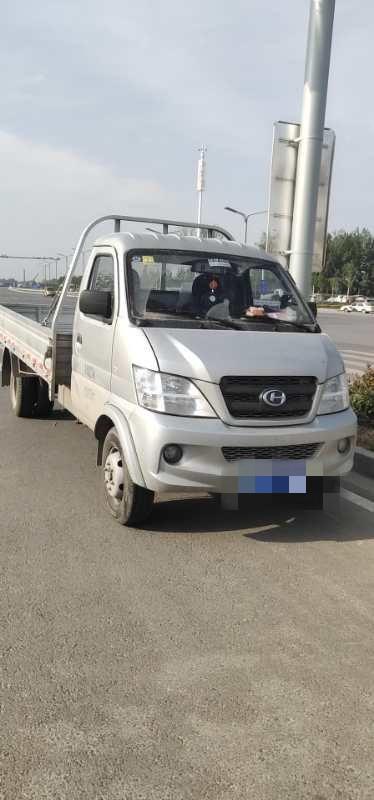 昌河福瑞达K21 载货车  112匹 2019年03月 4x2
