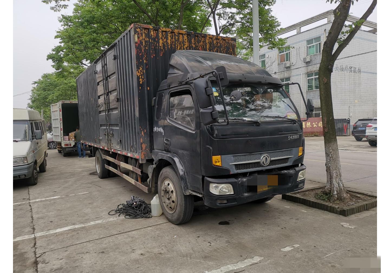 东风凯普特凯普特K6 自卸车  140匹 2011年03月 4x2