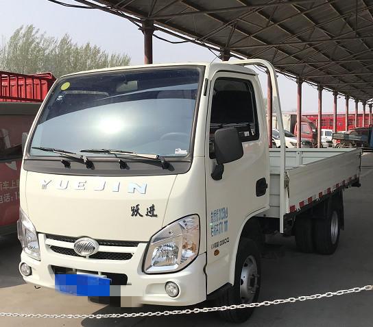 上汽跃进开拓X300 载货车  140匹 2017年05月 4x2