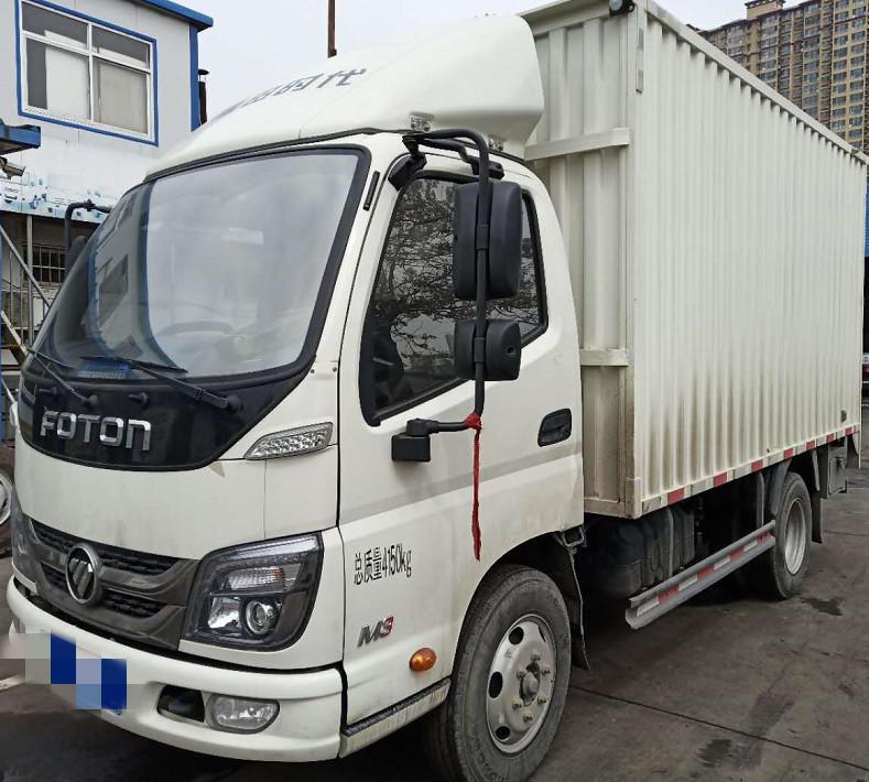 北汽福田其他车系 载货车  140匹 2018年12月 4x2