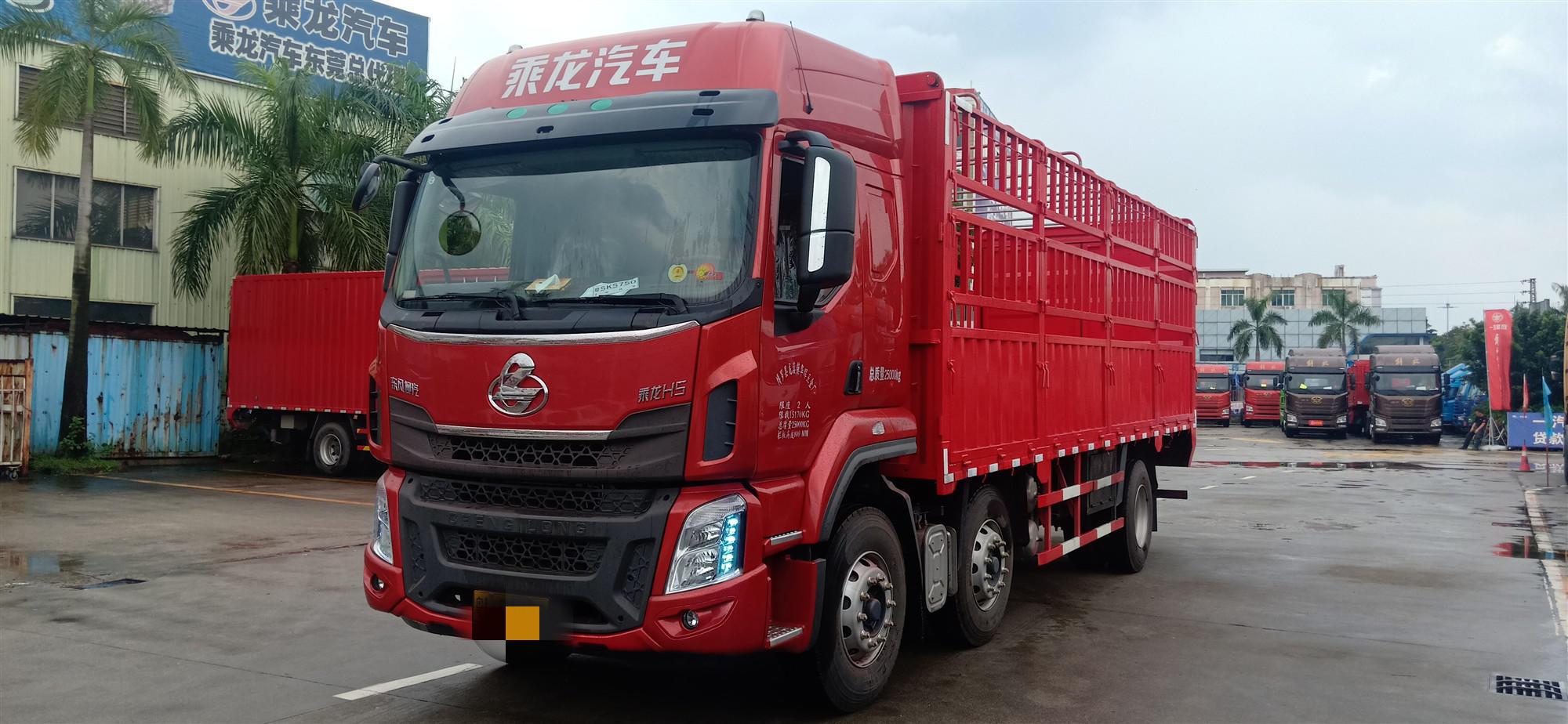 一汽解放J6L中卡 質惠版 載貨車  220匹 2012年04月 6x2