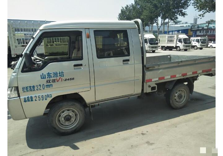 北汽福田其他车系 载货车  130匹 2012年06月 4x2