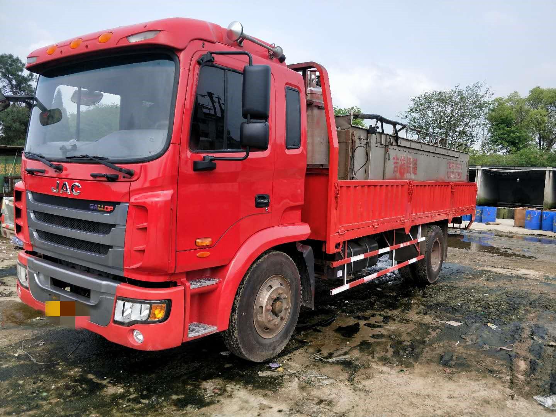 江淮格爾發 載貨車  180匹 2015年09月 4x2