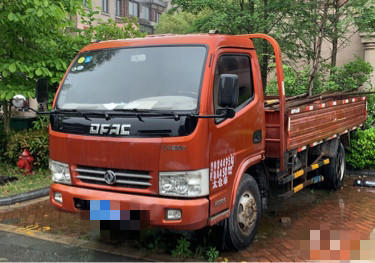 东风其他车系 载货车  80匹 2012年06月 4x2