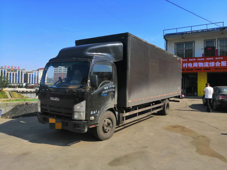 五十铃其他车系 载货车  170匹 2012年09月 4x2
