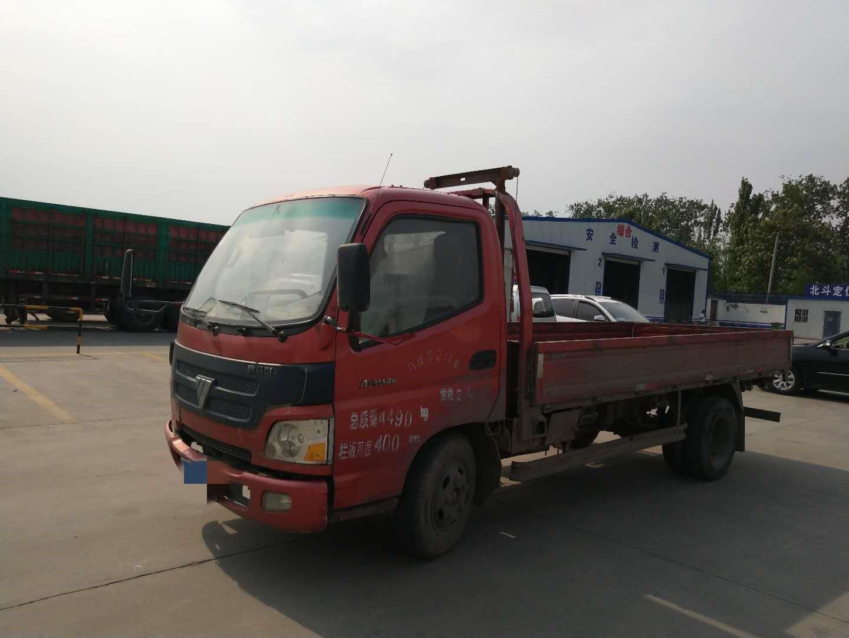 福田歐馬可歐馬可1系 載貨車  110匹 2011年09月 4x2