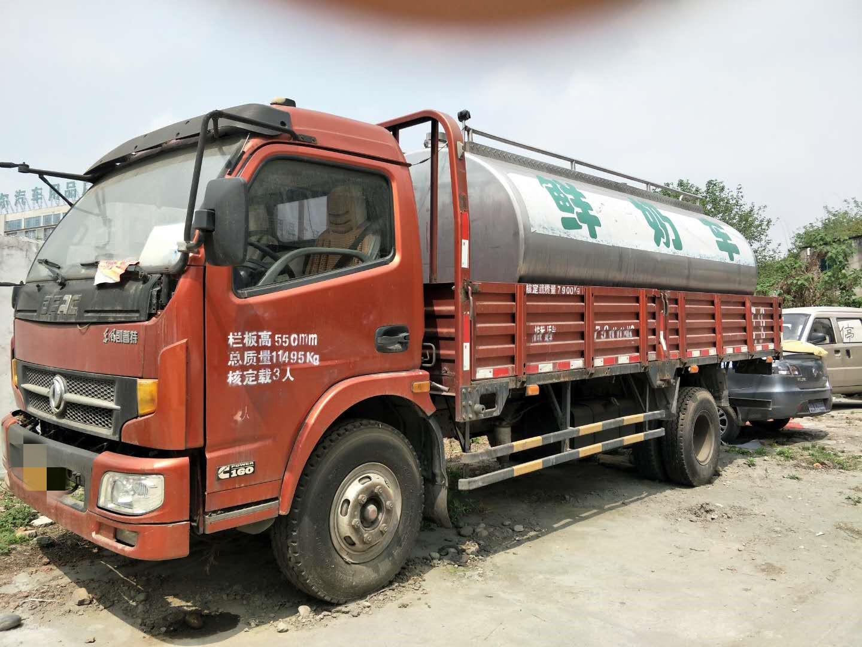 東風天錦 載貨車  125匹 2013年06月 4x2