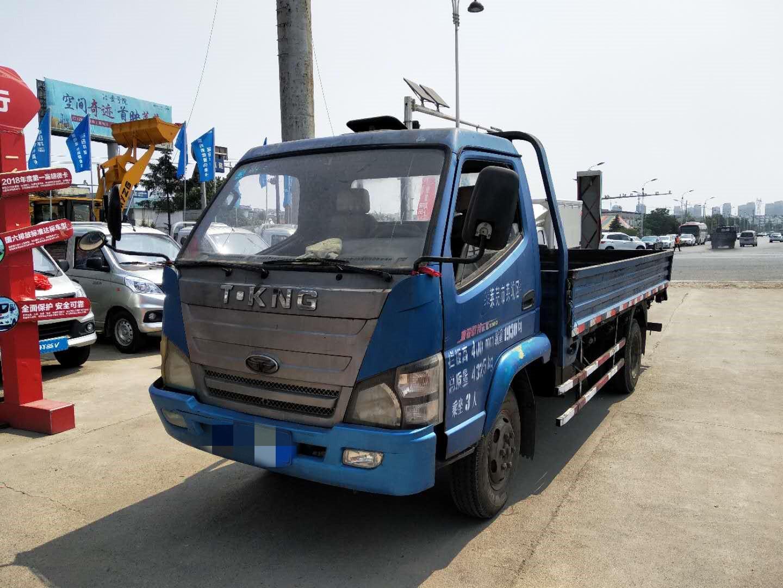 唐骏汽车唐骏K1 载货车  81匹 2010年08月 4x2