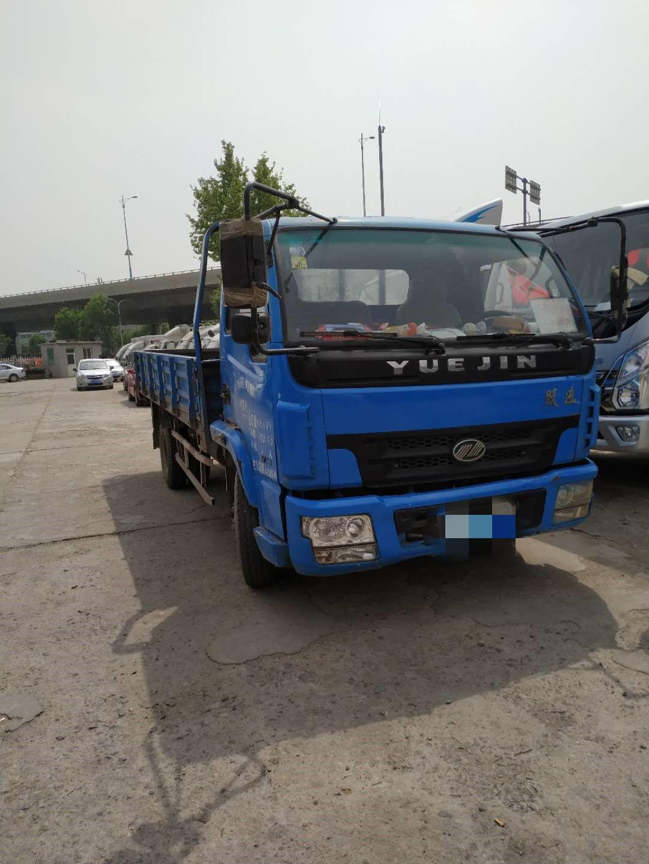 上汽跃进开拓X300 载货车  130匹 2010年12月 4x2