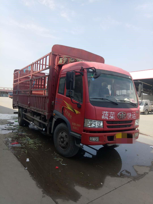 青島解放悍V 載貨車  140匹 2011年09月 4x2