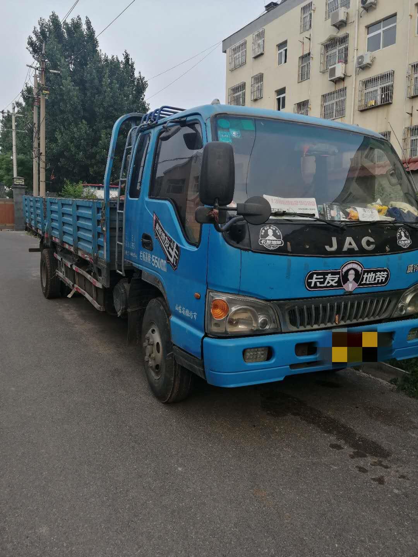 江淮其他车系 载货车  140匹 2010年03月 4x2