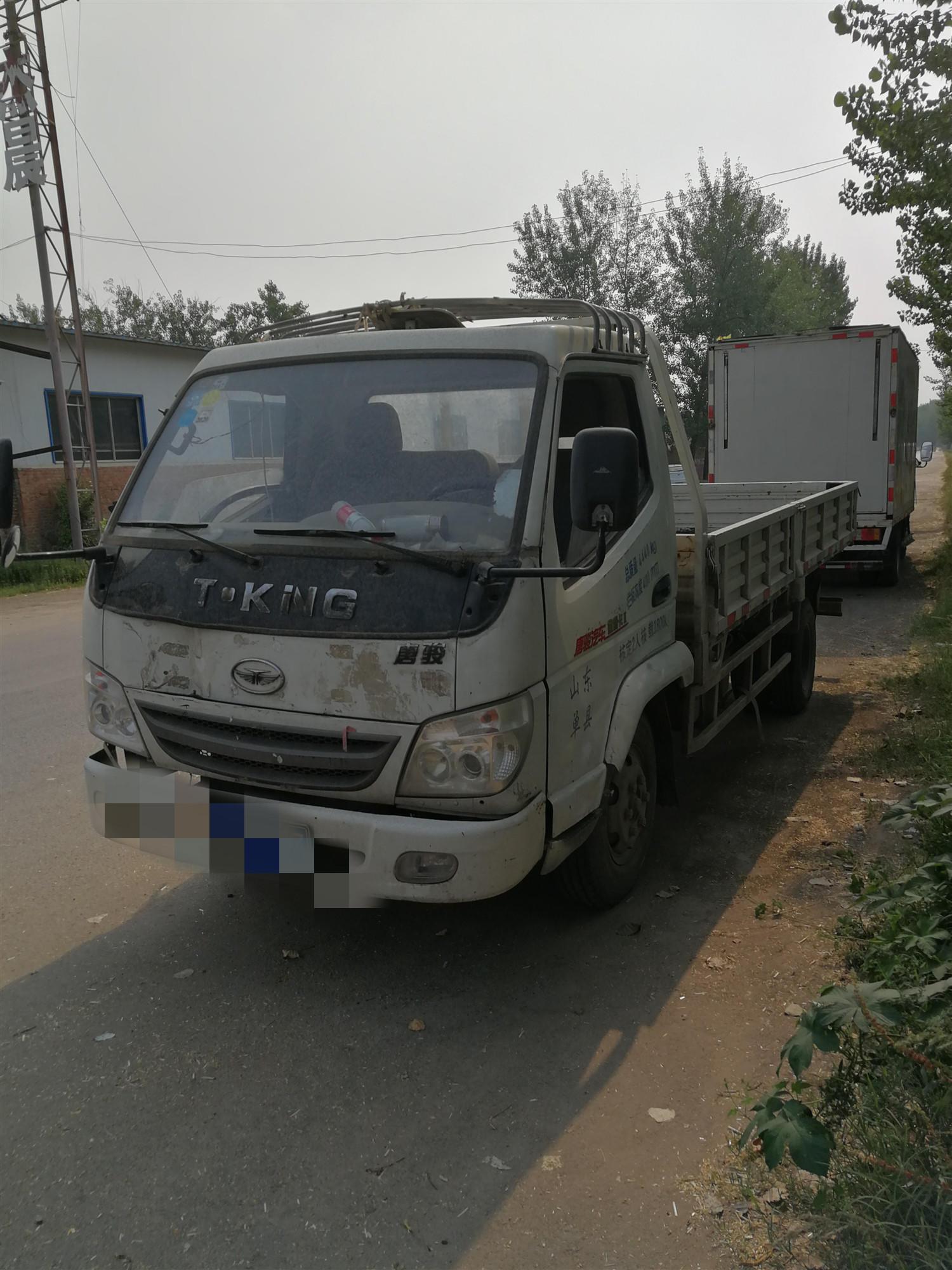 唐骏汽车唐骏K1 载货车  90匹 2013年06月 4x2