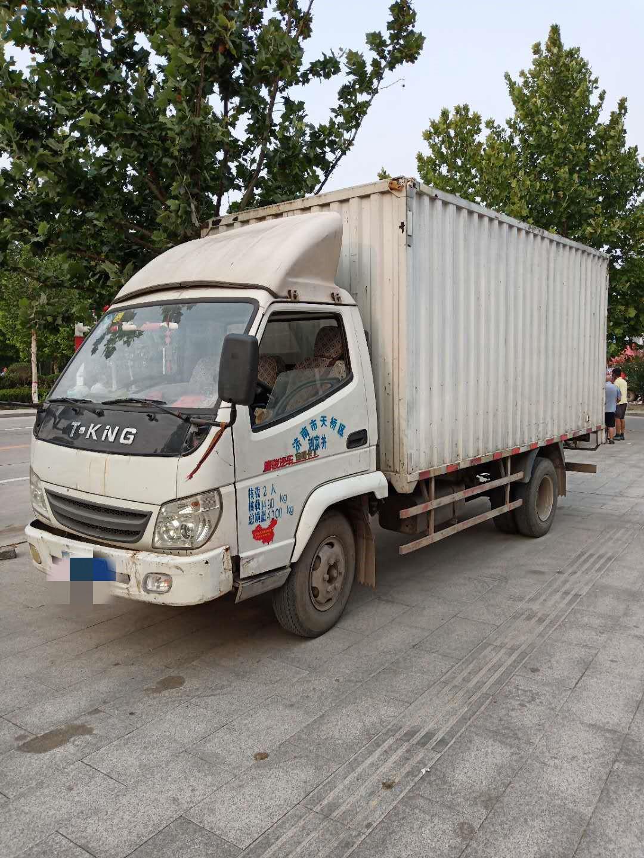 唐骏汽车唐骏K1 载货车  110匹 2013年05月 4x2