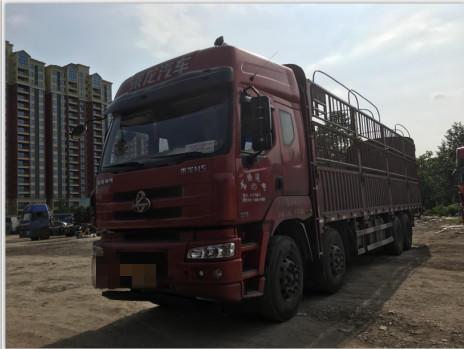 東風霸龍 載貨車  336匹 2016年05月 8x4