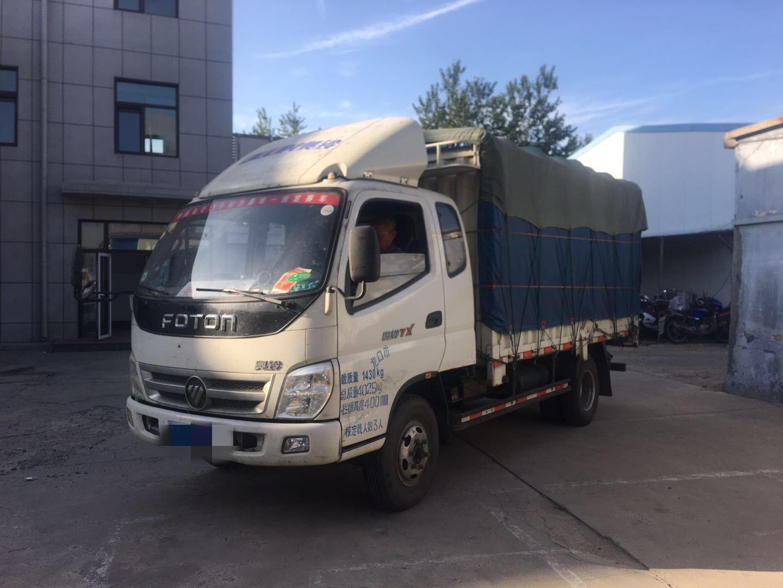 时代时代H 载货车  108匹 2015年04月 4x2