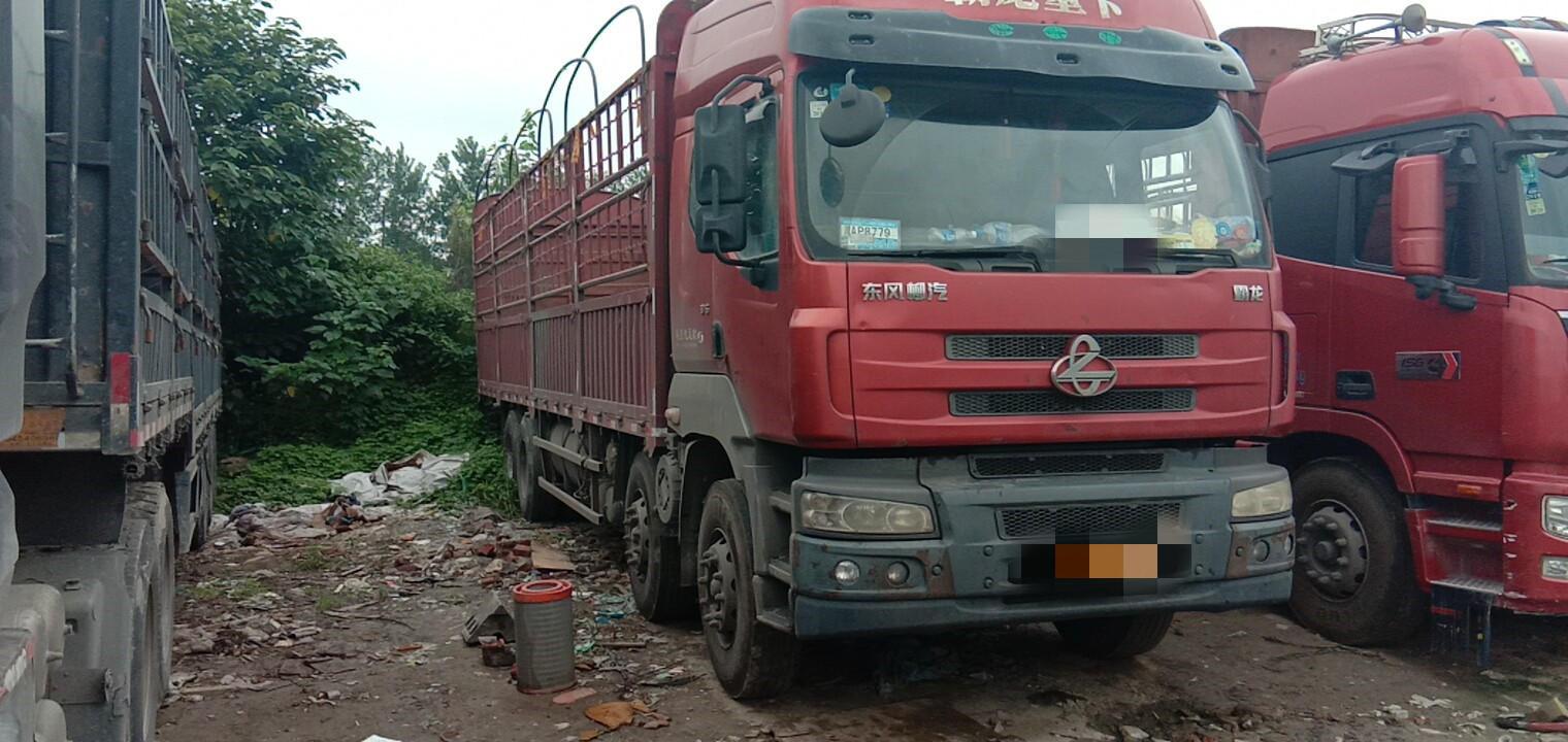 東風其他車系 載貨車  315匹 2014年07月 8x4
