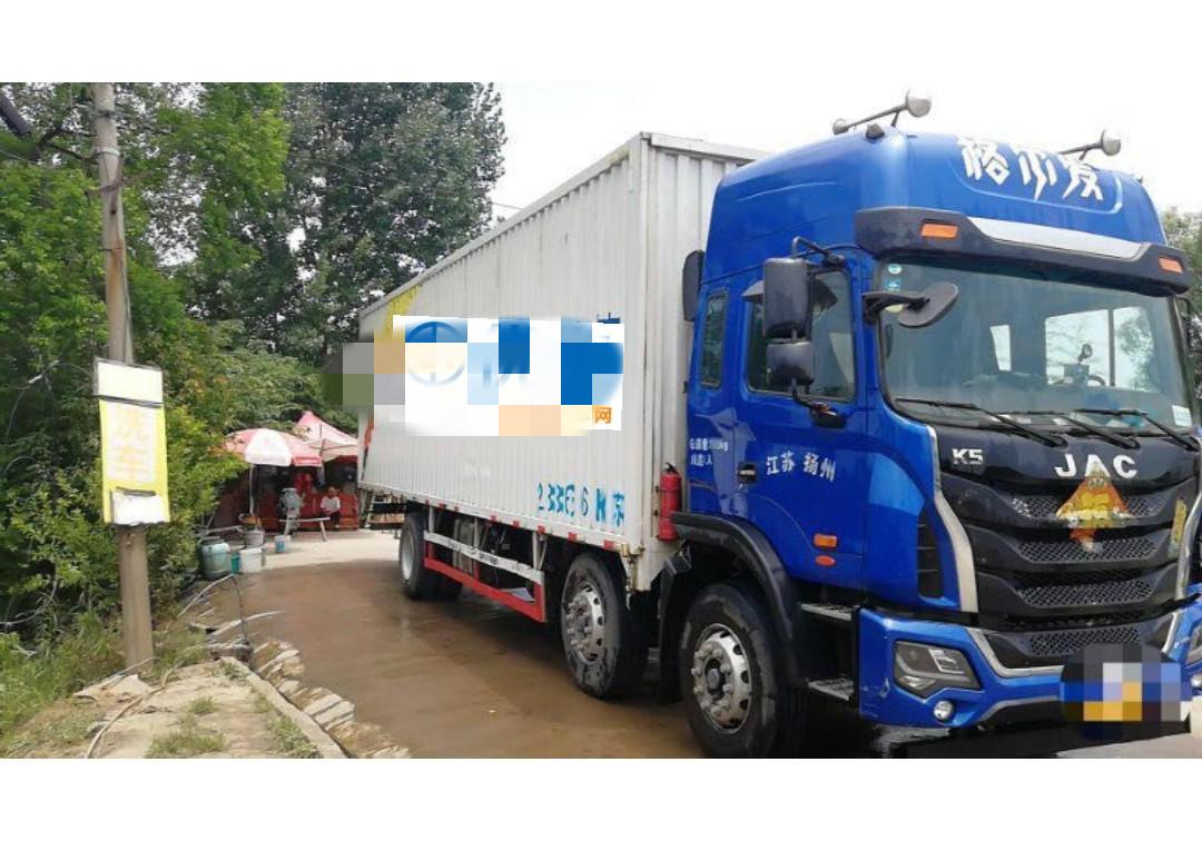 江淮格爾發 載貨車  245匹 2017年11月 6x2