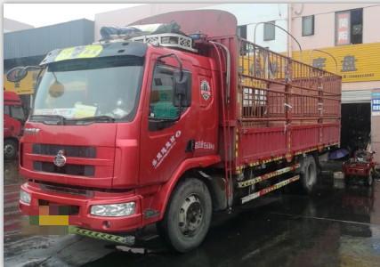 东风乘龙 载货车  170匹 2014年10月 4x2