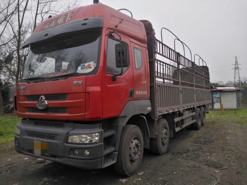 東風霸龍 載貨車  315匹 2013年12月 8x4