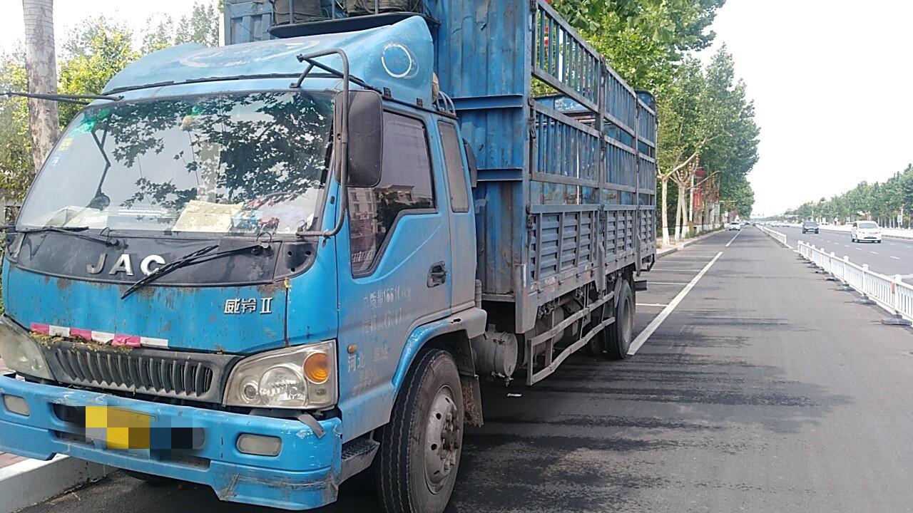 江淮格爾發 載貨車  140匹 2010年03月 4x2