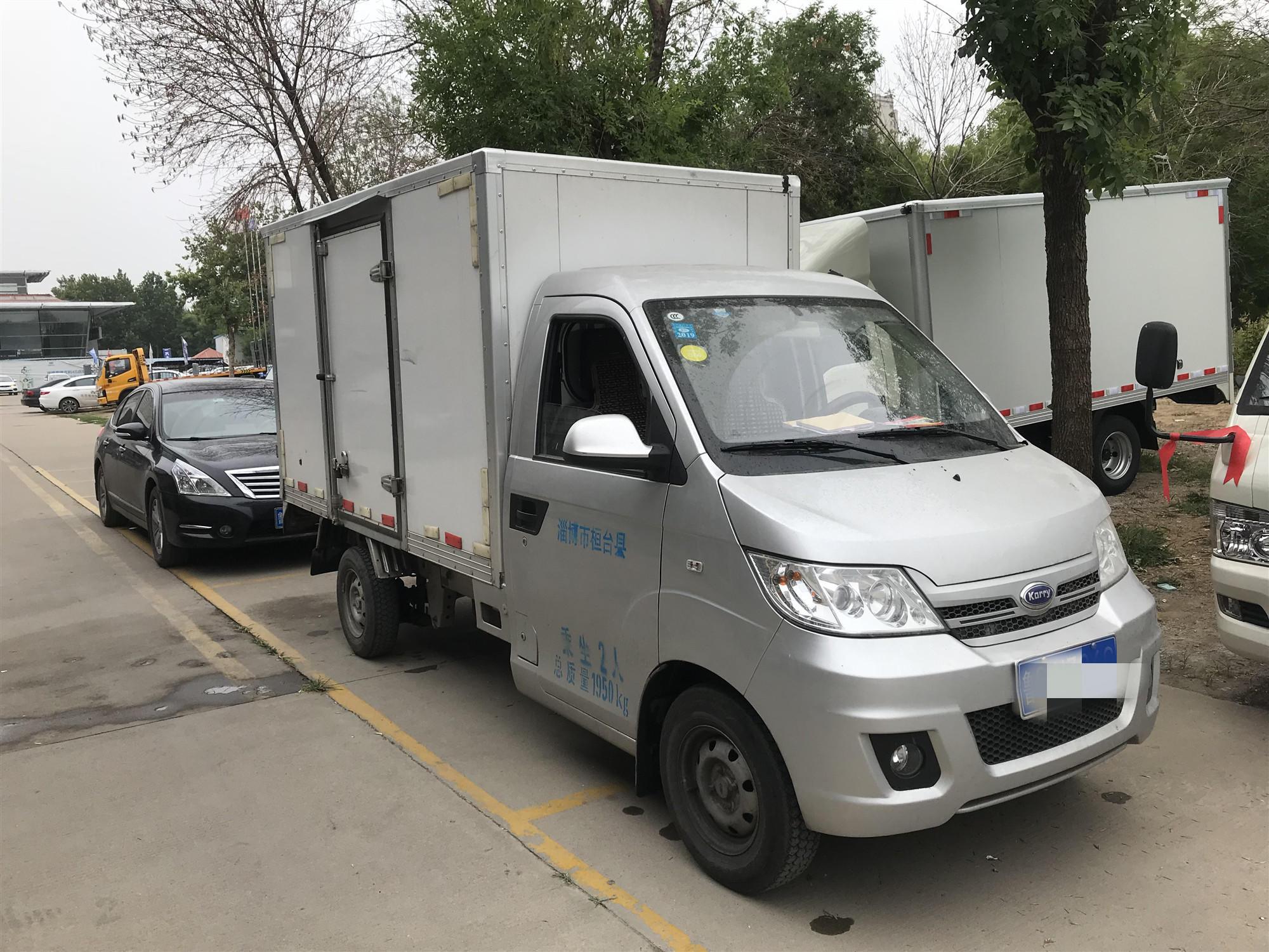 長安跨越新豹MINI 載貨車  100匹 2018年07月 4x2