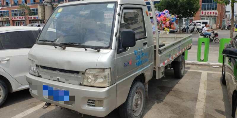 北汽福田其他車系 載貨車  65匹 2016年06月 4x2