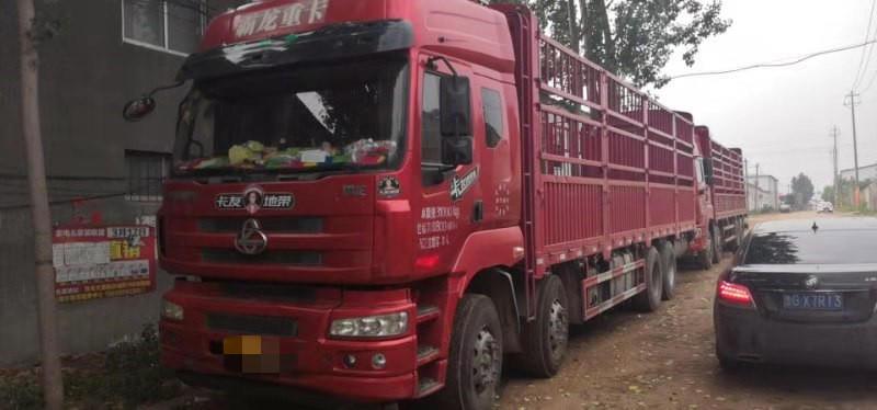 東風乘龍 載貨車  350匹 2015年06月 8x4