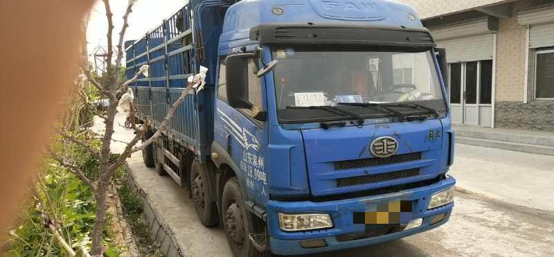 東風其他車系 載貨車  240匹 2011年02月 8x2