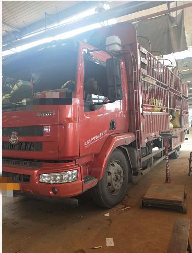 東風乘龍 載貨車  160匹 2016年09月 4x2