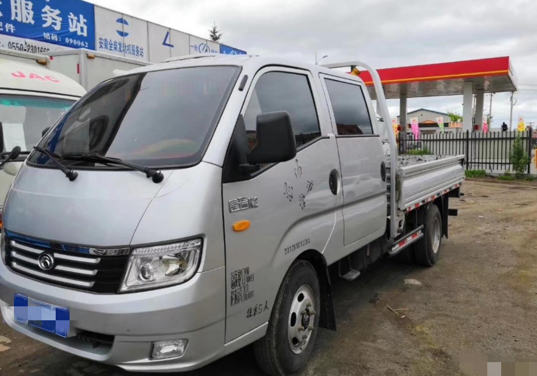 北汽福田其他車系 載貨車  80匹 2017年02月 4x2
