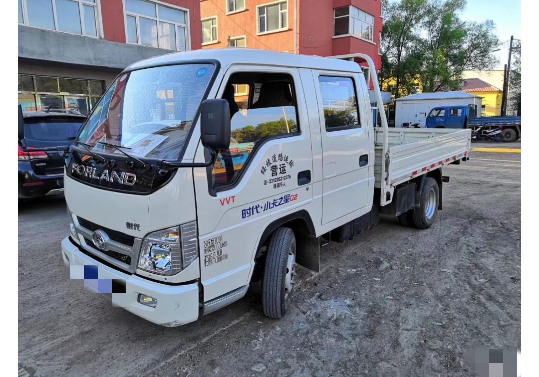 時代小卡之星 載貨車  85匹 2016年08月 4x2