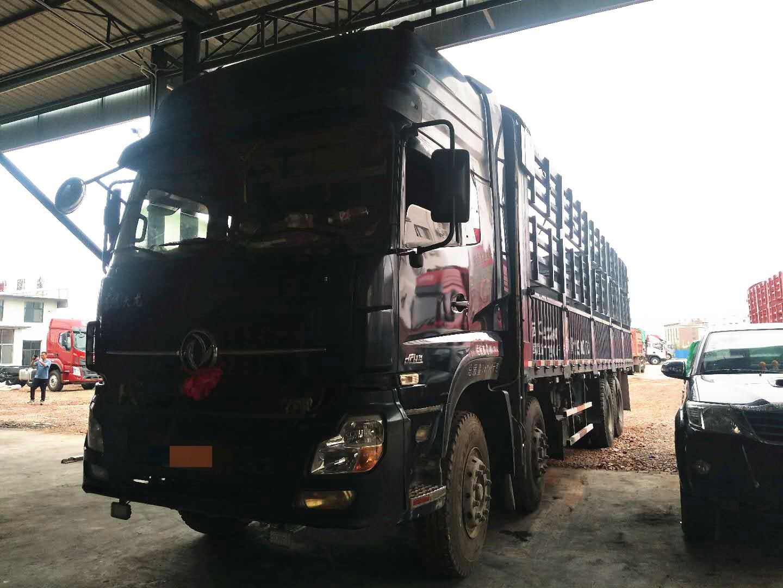 東風天龍 載貨車  375匹 2012年06月 8x4