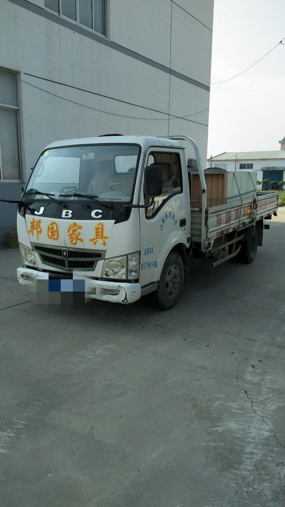 金杯金杯T32 載貨車  91匹 2009年10月 4x2