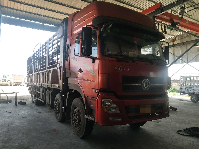 東風天龍 載貨車  375匹 2012年12月 8x4