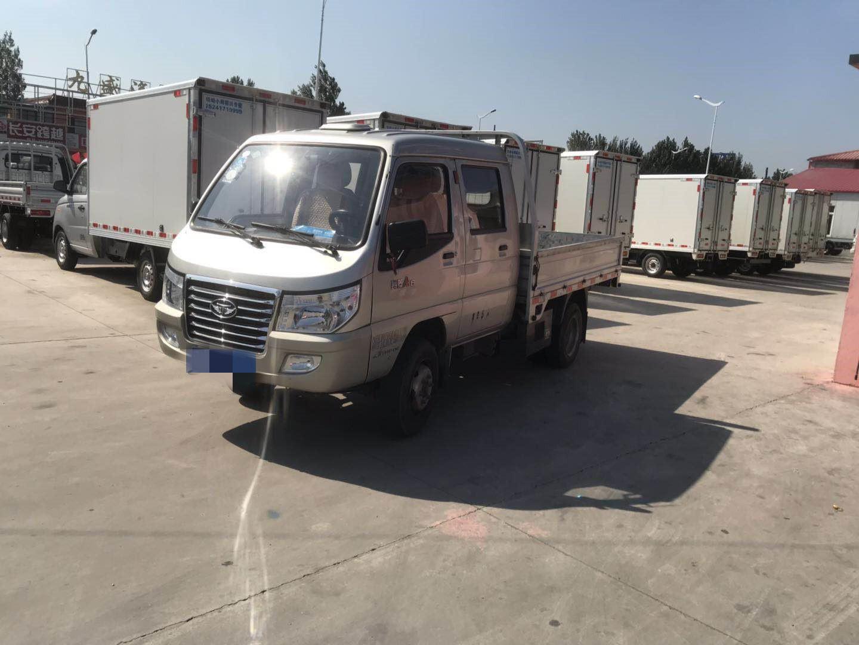 唐骏汽车赛菱 载货车  85匹 2017年11月 4x2