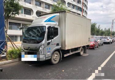 福田奧鈴奧鈴CTS 載貨車  143匹 2018年01月 4x2