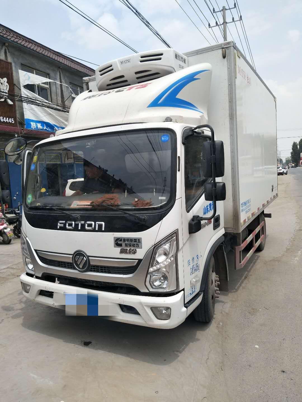 福田奧鈴奧鈴CTS 載貨車  143匹 2018年02月 4x2