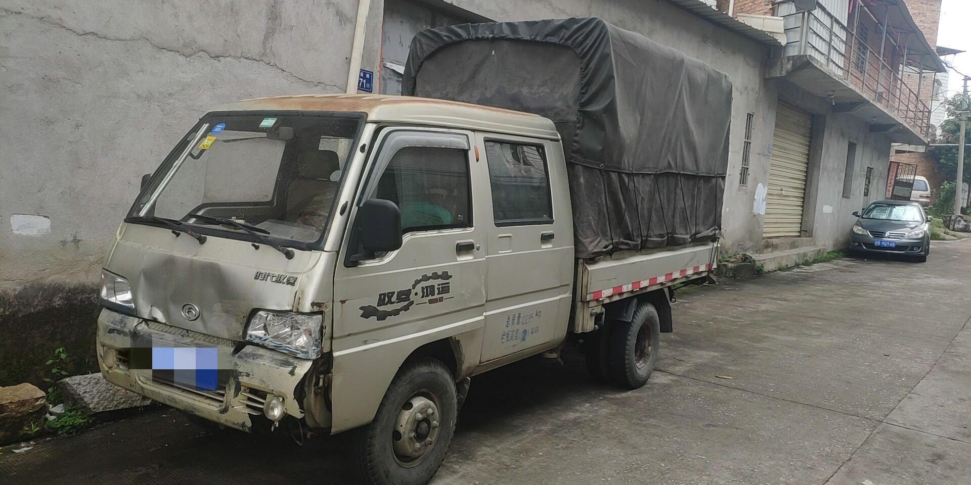 時代馭菱 載貨車  110匹 2010年04月 4x2