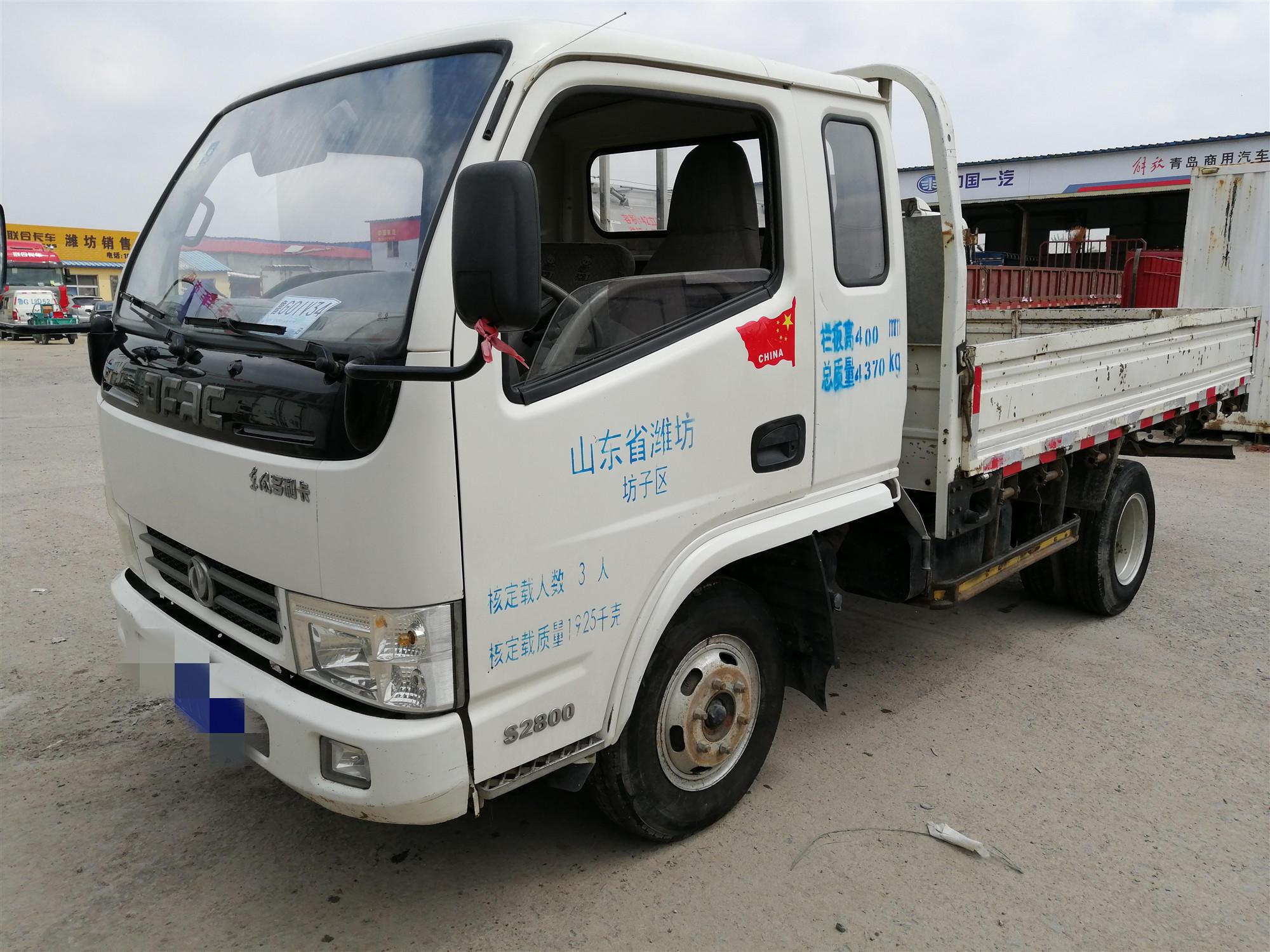 東風多利卡多利卡D5 載貨車  84匹 2011年10月 4x2