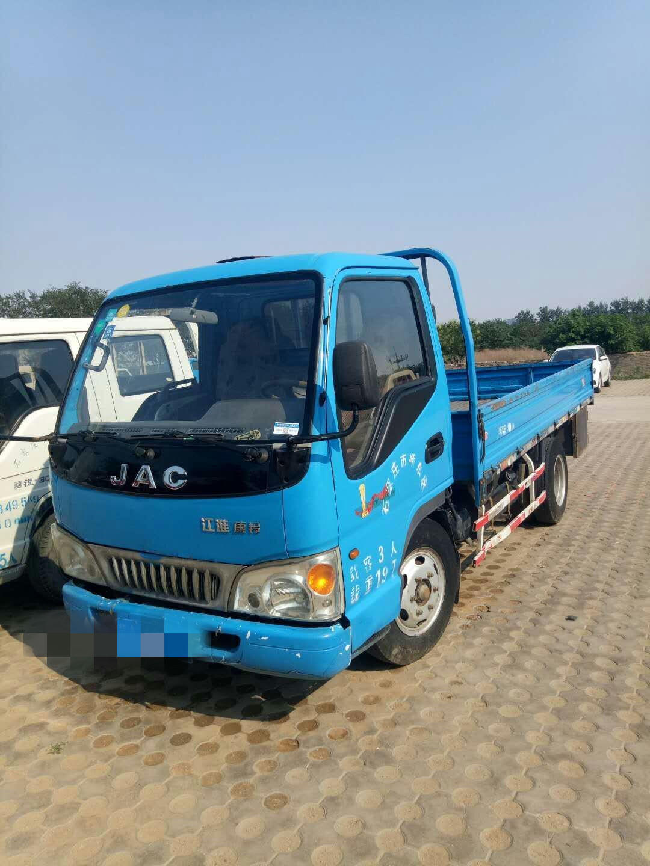 江淮其他车系 载货车  140匹 2012年08月 4x2