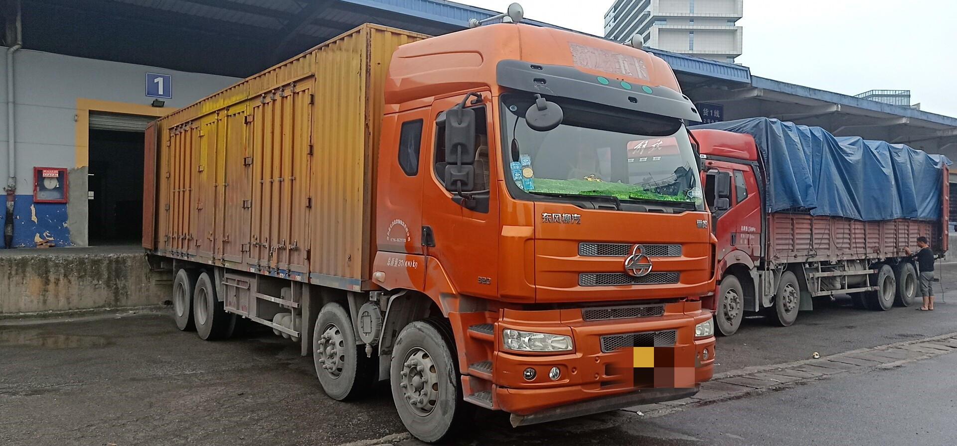 東風乘龍 載貨車  320匹 2015年11月 8x4