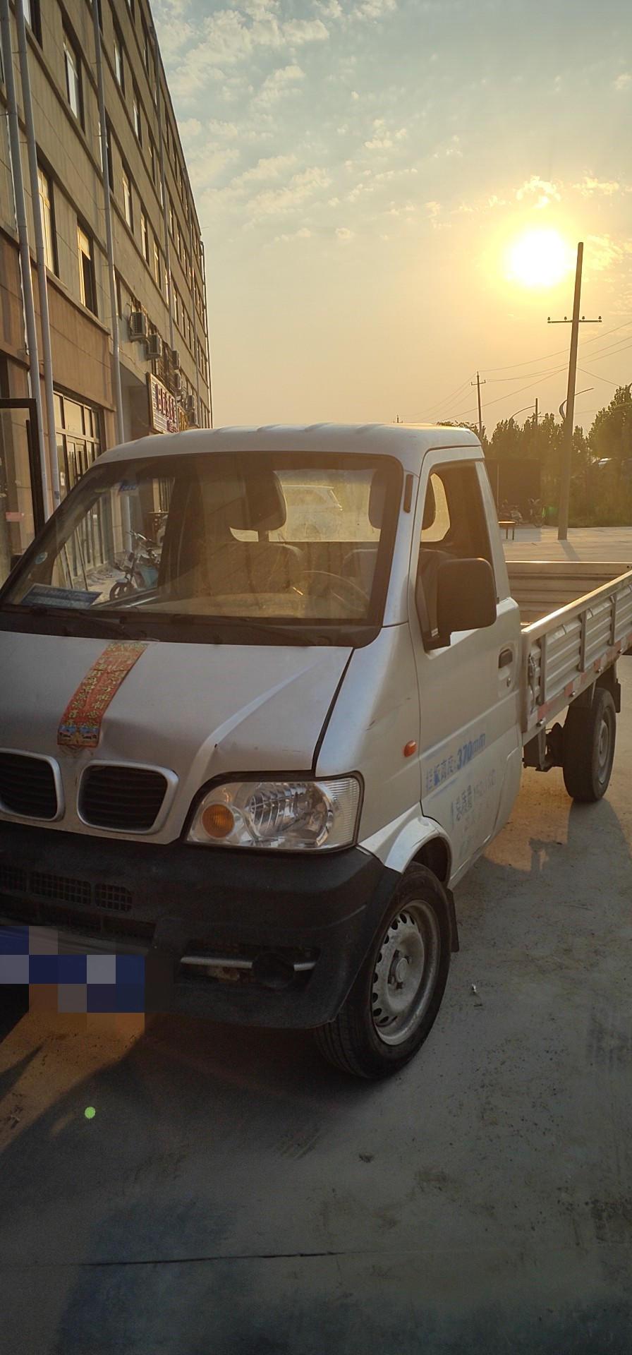 东风其他车系 载货车  47匹 2014年09月 4x2