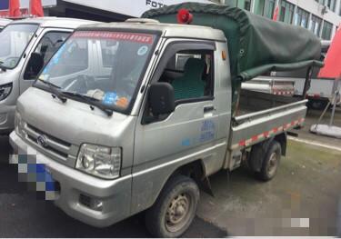 北汽福田其他車系 載貨車  65匹 2015年04月 4x2