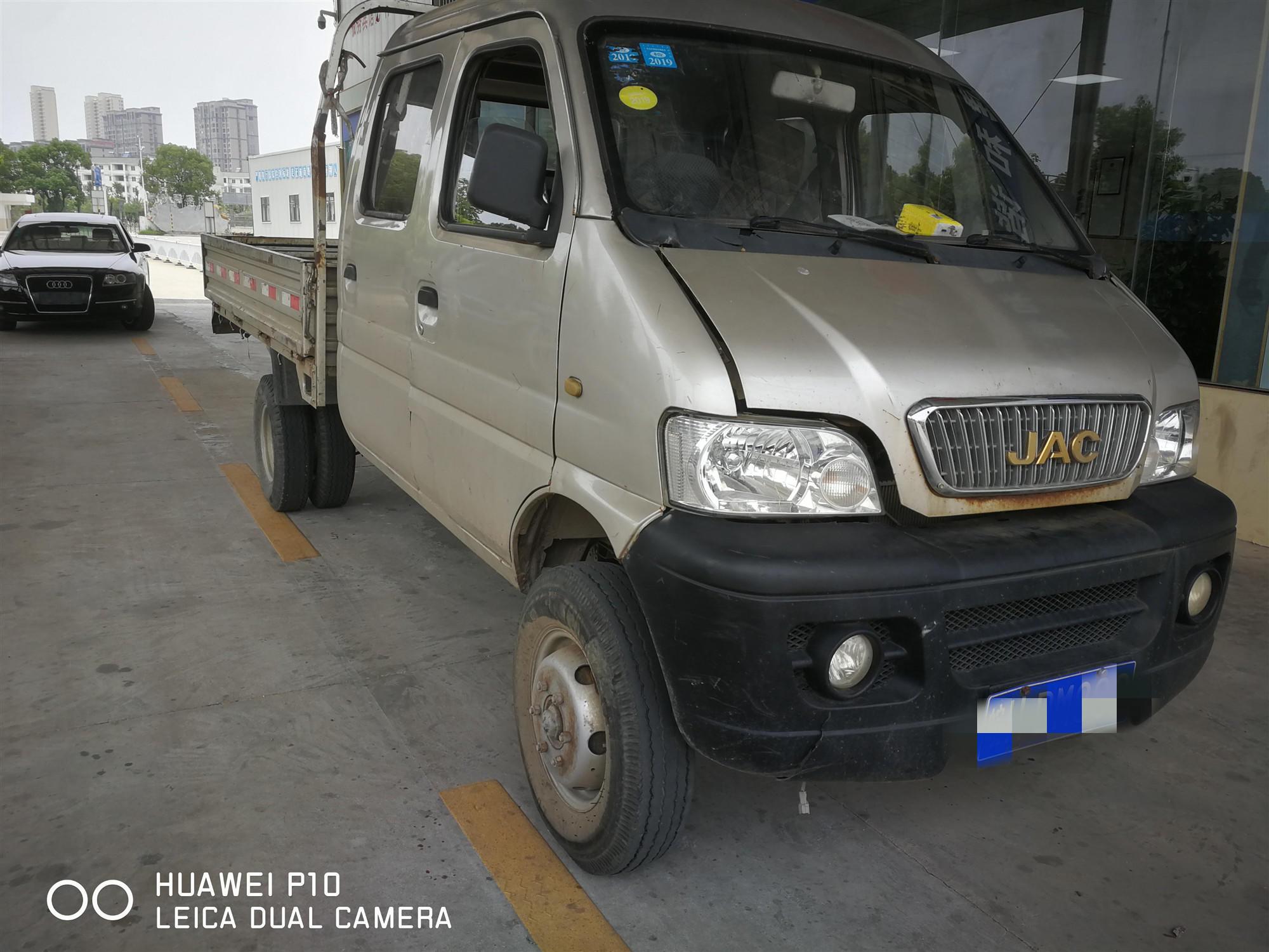 江淮其他車系 載貨車  55匹 2013年08月 4x2