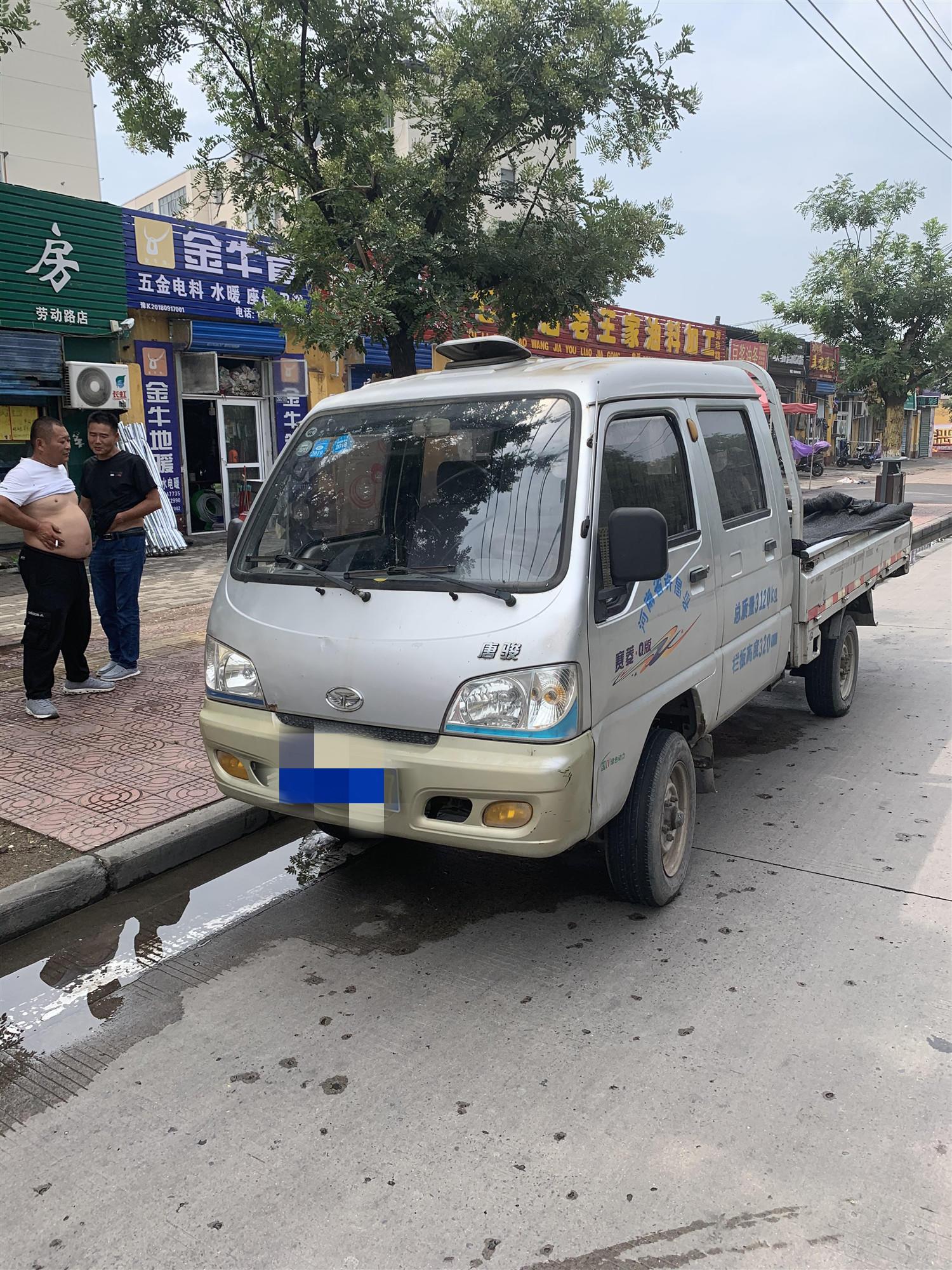 唐駿汽車唐駿K1 載貨車  100匹 2012年05月 4x2